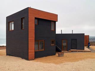 Casa RM Casas estilo moderno: ideas, arquitectura e imágenes de Moreno Wellmann Arquitectos Moderno