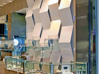 Carmona Joias: Lojas e imóveis comerciais  por RI Arquitetura
