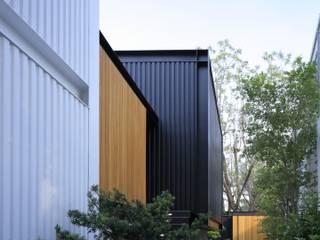 KSG HOME STUDIO Casas modernas de Hernandez Silva Arquitectos Moderno