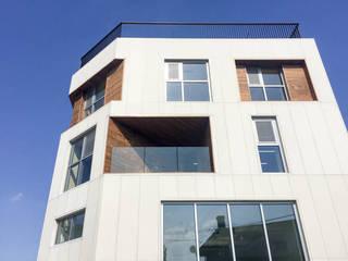 Segok Commercial: 건축사사무소 어코드 URCODE ARCHITECTURE의  상업 공간