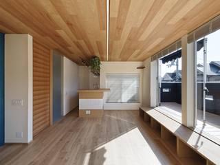 八幡市M邸 戸建てリノベ 和風の キッチン の 空間工房 用舎行蔵 一級建築士事務所 和風