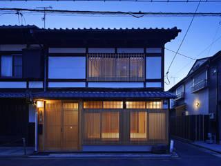 京都市Kb邸 京町家リノベ 日本家屋・アジアの家 の 空間工房 用舎行蔵 一級建築士事務所 和風