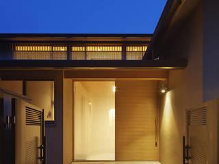 京都市G邸 日本家屋・アジアの家 の 空間工房 用舎行蔵 一級建築士事務所 和風