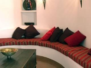 Casa en Melegís Salones de estilo rural de Mirasur Proyectos S.L. Rural