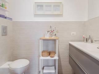 Ristrutturazione appartamento di 110 mq a Napoli, Soccavo Facile Ristrutturare Bagno moderno