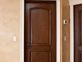 Interior Doors can add a special touch to your Space:   by The Handy Guy