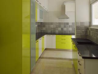 Atom Interiors ห้องครัว