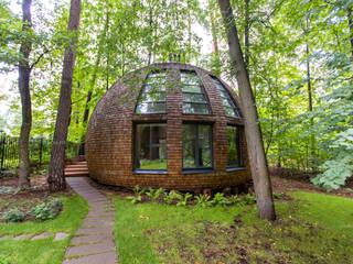 Скайдом 10,5: Деревянные дома в . Автор – Скайдом