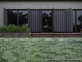 Проект загородного дома в Ленинградской области от Suite n.7: Дома в . Автор – Suiten7