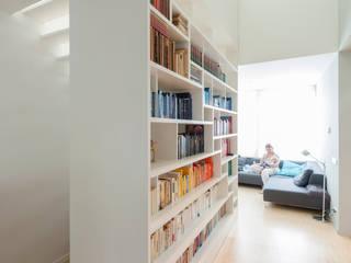 Woonhuis Brederodestraat van Bas Vogelpoel Architecten Modern