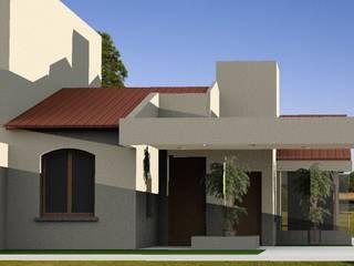 Remodelación de Casa en Florida, Buenos Aires: Casas unifamiliares de estilo  por Laura Avila Arquitecta - Ciudad de Buenos Aires,Moderno