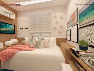de Viviane Amorim Arquitetura & Interiores Moderno