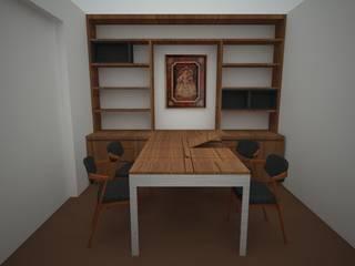 Perspectiva de librero:  de estilo  por UOTAN Studio
