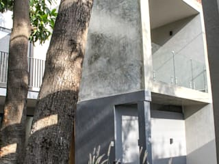 INDICO Detached home Concrete Grey