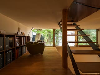 Floors by Takeru Shoji Architects.Co.,Ltd, Eclectic