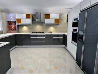 Moduler Kitchen...:   by Archspace Interio