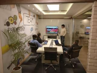 Office Interiors by Revamp Interiors