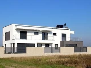 Dom w Kleszczewie od Fiord-Architekci Nowoczesny