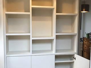 Appartement Courbevoie:  de style  par Nuance d'intérieur