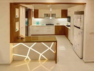 Kitchen by AJ Atelier Architects,