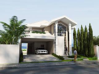 Casa Residencial | Blumenau por Novare Arquitetura e Interiores