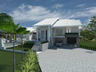 Casa Residencial | Blumenau:   por Novare Arquitetura e Interiores