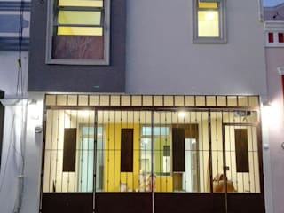 REMODELACIÓN CASA HABITACIÓN CENTRO HISTÓRICO de Vértice Tres Arquitectos