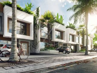 Family Compound Design by Comelite Architecture, Structure and Interior Design Modern