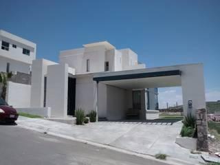 Terrace house by Constru - Acción, Minimalist
