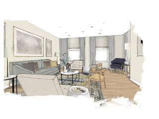 Project LA:   por Justina Klybaite Studio
