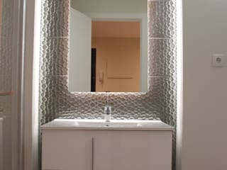 Bathroom by C evolutio Lda