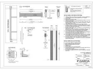 by P.GARCIA | Projetos Técnicos Modern