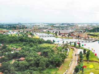 PT. Kampung Flora Cipta Commercial Spaces Green