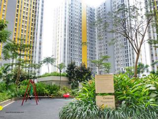 THE SPRINGLAKE, BEKASI PT. Kampung Flora Cipta Hotel Modern Green