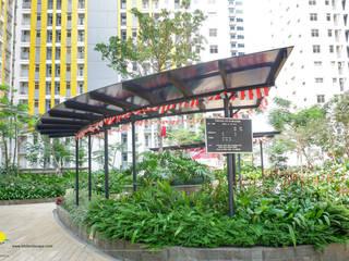 THE SPRINGLAKE, BEKASI Hotel Modern Oleh PT. Kampung Flora Cipta Modern