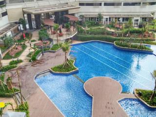 KENSINGTON, KELAPA GADING PT. Kampung Flora Cipta Hotel Modern Green