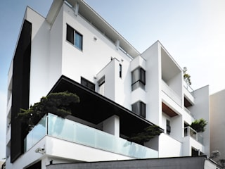 黃耀德建築師事務所 Adermark Design Studio Houses