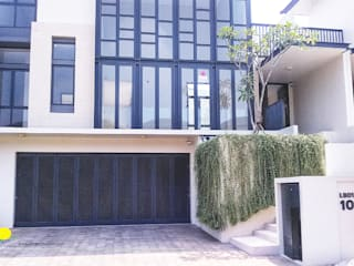 HOUSING PT. Kampung Flora Cipta Rumah Modern