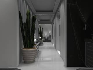 Sala Residencial 2: Salas de estar  por Designer Paula Daiane dos Santhos