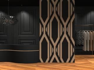 Loja Luxo 2: Lojas e imóveis comerciais  por Designer Paula Daiane dos Santhos