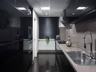 ห้องครัว by Stúdio Ninho