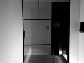 Koridor & Tangga Modern Oleh 그리다집 Modern