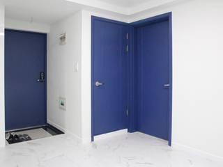 그리다집 Modern Corridor, Hallway and Staircase