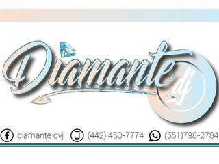 Diamante DJ de HRG Diseño & Taller
