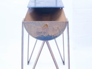 Vuurbak model 3 van Vuurbak Industrieel
