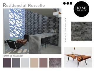 โดย HOME DESIRE - diseño y decoración