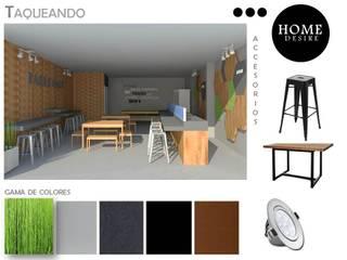 by HOME DESIRE - diseño y decoración