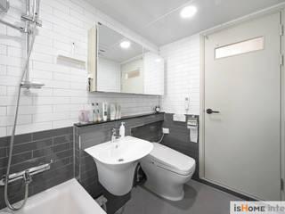 이즈홈 Modern bathroom
