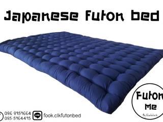 ที่นอนญี่ปุ่น ฟุตง tradiional japanese futon bed  :   by chalaluck