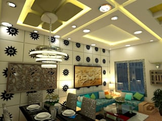Conceptual Designs for interiors and exterior by Interior DecoR